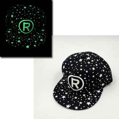 Luminous Baseball Caps
