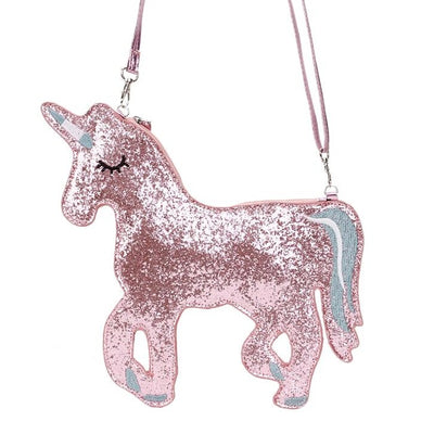 Uniquecorn™ Eyelashes Glitter Bag
