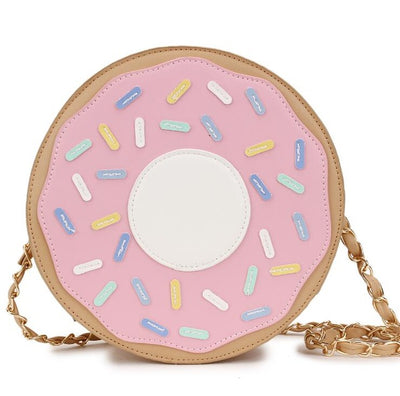 Lovely Mini-Donuts Chain Bag
