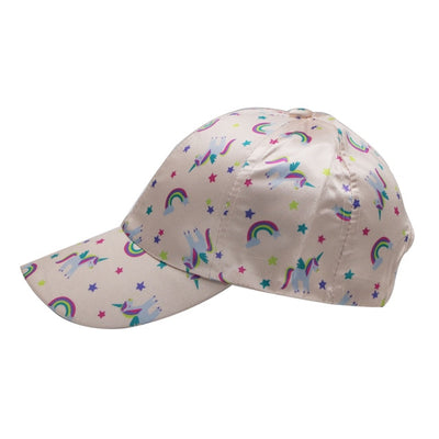 Rainbow Unicorn Baseball Cap