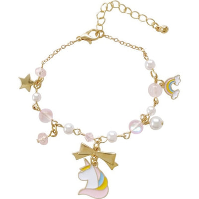Unicorn Bow-knot Bracelet