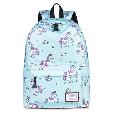 Print Unicorn Backpacks
