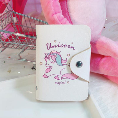 Cartoon Unicorn Card Holder - Well Pick Review
