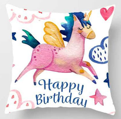 DIY Unicorn Paint Pillow Case - Well Pick Review