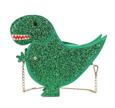 Dinosaur Sequin Shoulder Bag - Well Pick Review