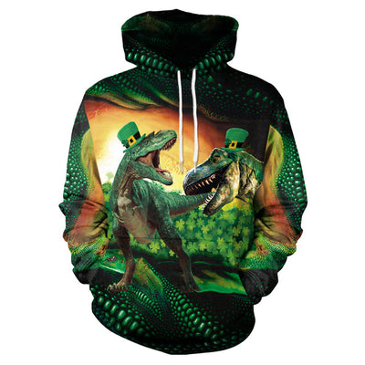 3D Unicorn St.Patrick's Day Hoodie - Well Pick Review