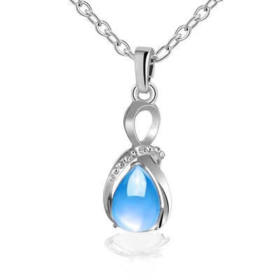 Charming Water Drop Crystal Necklaces - Well Pick Review
