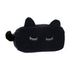 Cute Cat Makeup Flannel Pouch - Well Pick Review