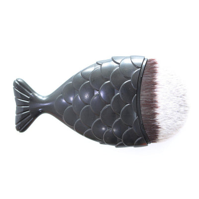 Fashion Mermaid Makeup Brushes Powder Blush - Well Pick