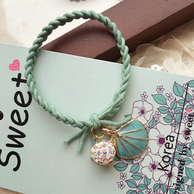 2pcs Mermaid Princess Starfish Shell Hairband Accessories - Well Pick Review