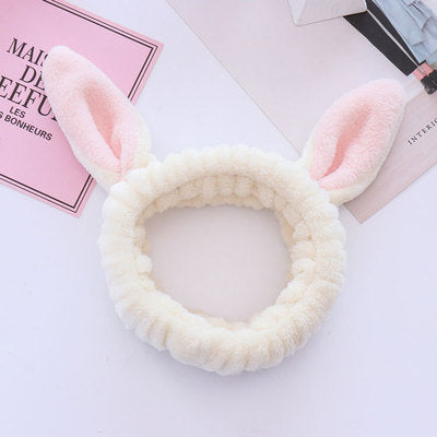 Unicorn Plush HeadBand