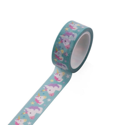 1PC 15mm*5m Unicorn Flamingo Tape - Well Pick Review