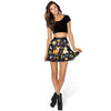 Unicorns Galaxy Pattern Skirts