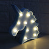 Colorful Light Unicorn Head LED Lamp - Well Pick Review