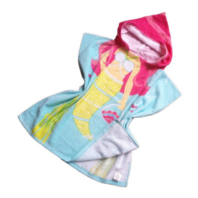 Children Mermaid Princess Bathrobe - Well Pick Review