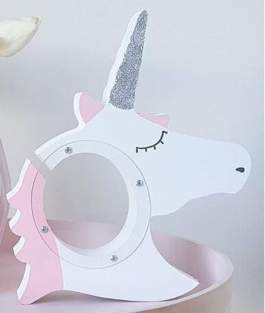 DIY Wooden Unicorn Coins Bank - Well Pick Review