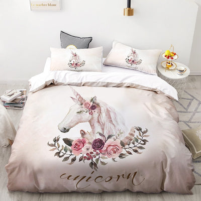 Awesome Magical Unicorn Bedding Set - Well Pick Review