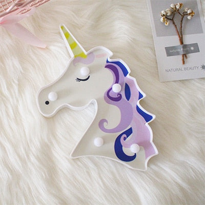 Unicorn & Mermaid Night Light