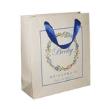 royal blue bridesmaid gifts