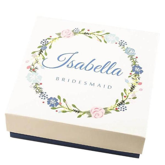bridesmaid box ideas