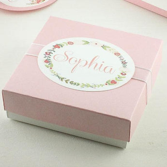 Bridesmaid Gift Box Personalized Gift Box Will you be my Maid of Honor gift box Jewelry Gift Box