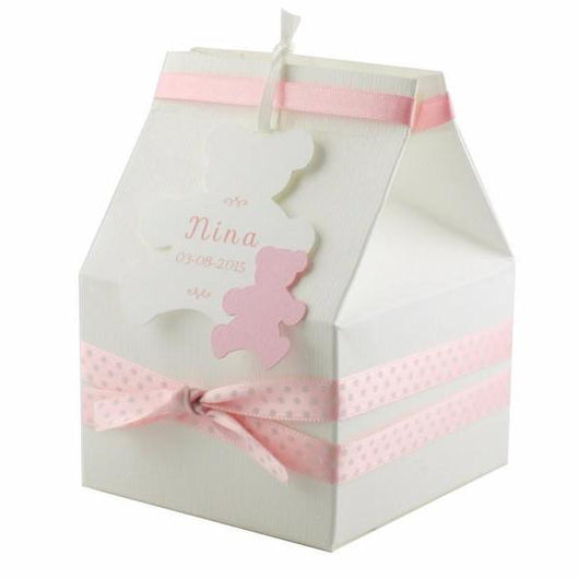 Set of 10 baby shower favor ideas for girl