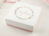 Bridesmaid Boxes plus Cards and Tags complete Be My Bridesmaid gift Set Customizable