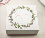 asking bridesmaids gifts boxes