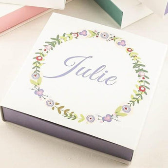 maid of honor gift box