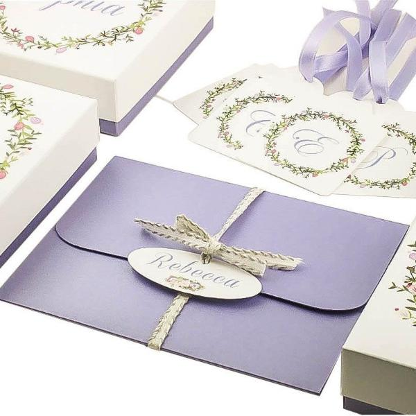 Bridesmaid gift box Set