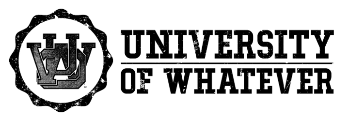 University of Whatever