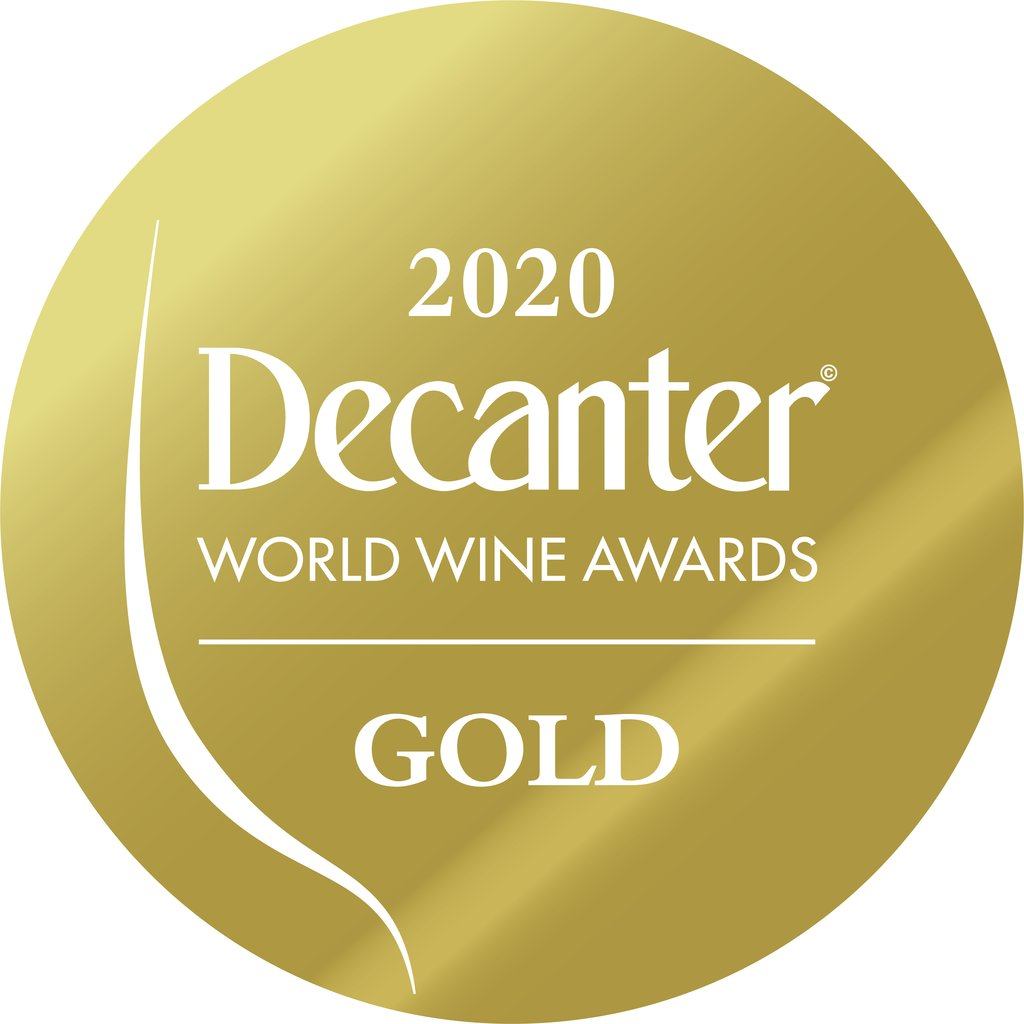 Blanc de Blanc 2012 - Decanter Gold Medal