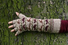 Tortoise & Hare Gauntlets Knitting Kit
