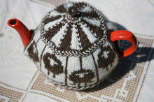 Sheep Carousel Knitting Kit