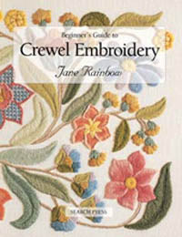 Beginner's Guide to Crewel Embriodery by June Rainbow