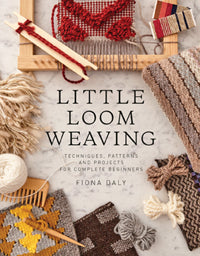 Little Loom Weaving by Fiona Daly