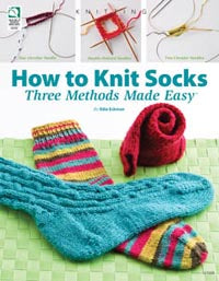 How to Knit Socks by Jeanne Stauffer and Diane Schmidt