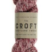 The Croft, Shetland Tweed, by West Yorkshire Spinners