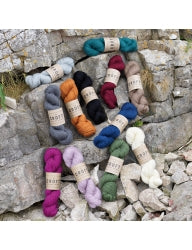 The Croft, Shetland Colours, by West Yorkshire Spinners