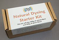 Natural Dyeing Starter Kit