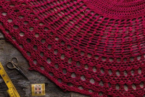 The Shawl Project Book 1 by Joanne Scrase and Kate Goldin