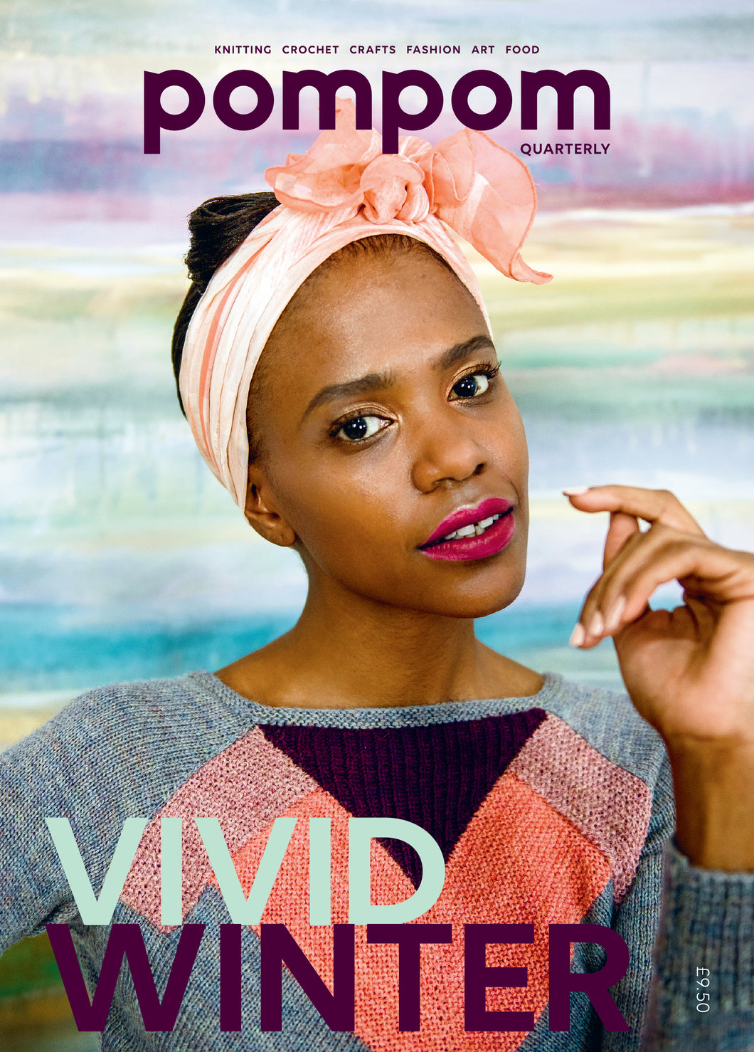 Pom Pom Vivid Winter 2017 Issue 23