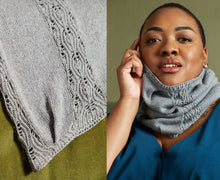 Knitting outside the box: Fold and Drape by Bristol Ivy