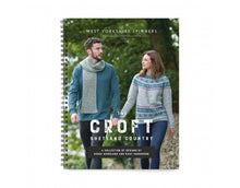 The Croft Shetland Country Pattern Book West Yorkshire Spinners