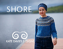 Shore by Kate Davies