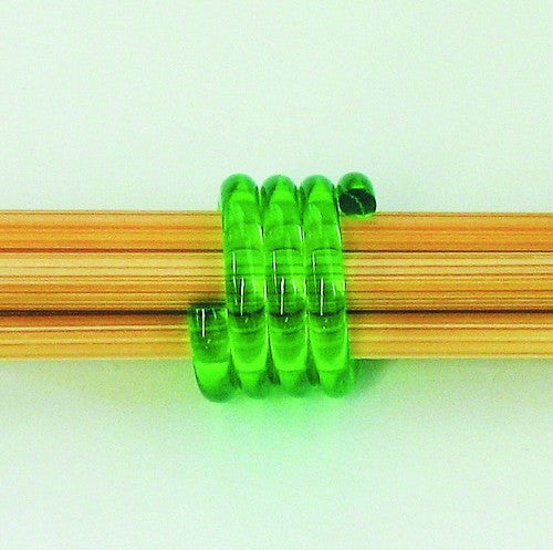 Coil Knitting Needle Holders by Clover