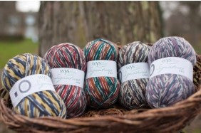 Signature Sock 4 Ply by West Yorkshire Spinners