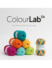 Colour Lab by West Yorkshire Spinners.