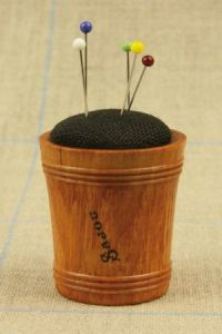Pin cushion by Sajou