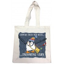 Tote bags by Emma Ball